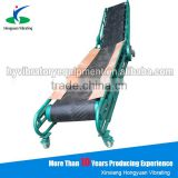 crushed broken glass conveying belt conveyor for truck loading unloading
