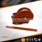 High Quality Hand Operated Winch Hand Winch with Friction Brake