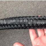 Fitness & Bodybuilding Products High quality 1.5'' Nylon braided battle rope for sale