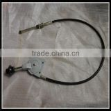 GJ1103A mini excavator throttle control cable with lever