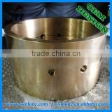 2016 new supplied customized brass casting bush
