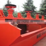 Copper ore flotation separator for copper concentrate recycling and recovery