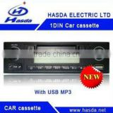 One din car cassette MP3 player Li-12 for ISUZU D-Max with FM/AM hot selling