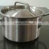 Stainless Steel MilK Pot for Home Cook