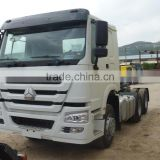 China high quality howo tractor truck for sale / sinotruk heavy truck howo tow trucks with high quality