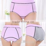 High waist period underwear pants cotton menstrual pants new products