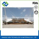 Factory production ETFE PTFE Roof Architecture Membrane