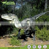 Lifelike Animatronic Velociraptor for sale
