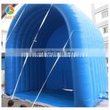 Customized design Multi-purpose hot sale inflatable stage tent, inflatable stage cover for concert or events, Inflatable booth