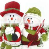 christmas plush toy christmas decoration gift