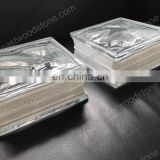 Cheap clear glass bricks
