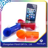 Alibaba cheaper beautiful magic sticky silicone phone holder