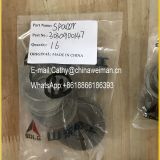 High quality LG956L LG958L Wheel Loader Spare Parts 3030900147 SPACER