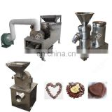 High Efficient Peanut Grinding Equipment Cocoa Bean Butter Making Machine