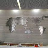 stainless steel wall