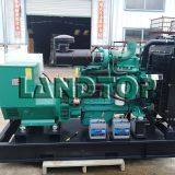 180KW silent and open diesel generator