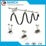 China factory price festoon c-track cable trolley C40 C63