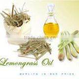 Natural Lemongrass Essential Oil