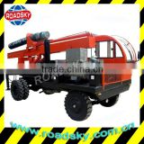 Truck Mounted Screw Drill Rig For Solar Park