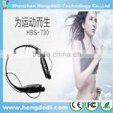 New arrival HBS730 fm radio bluetooth headset , wireless headphone player mp3,sport bluetooth earphone