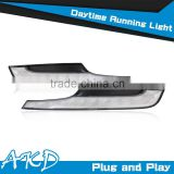 AKD Car Styling VW Golf 7 DRL 2013-2014 Golf7 Led DRL Volks Wagen LED Daytime Running Light Good Quality LED Fog lamp