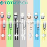 Totu Design Both For iPhone and Android High speed Micro&lighting All in one USB Data Cable