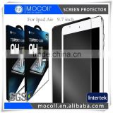 2016 IFA Fair 9H Anti-Scratch High-Clear tempered glass screen protector for iPad air tempered glass