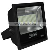 CE RoHS certificated aluminum IP66 projector SMD 200watt outdoor lighting led flood light                                                                         Quality Choice
