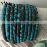Europe Popular Python Leather Cord For Men Bracelet Hot Sale High Class Genuine Python Leather Rope with Factory Prices