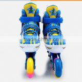 Children's aggressive professional roller inline skates with high quality