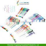36 Colors Gel Pens School Craft Supplies Assorted Colours Stationery Art