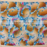 Custom Made Polyester Cotton Cheap Promotional Scarf