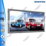 "42"" 46"" 55"" 65"" display ads lcd tv display screen Full HD Wifi 3G LCD lcd ad monitor supermarket ad displays"