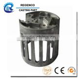 Die Casting for LED Part, Made of Aluminum ADC12