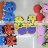 New fashion product hot sales baby child best gift sewing cotton slipper toys