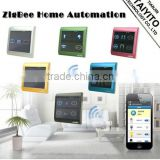 TYT open protocol knx mobile control zigbee gateway for ios android control smart home automation zigbee gatewway