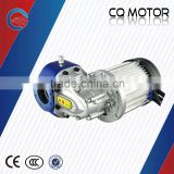 60/72V 2000/3000W open-type sightseeing car BLDC gear motor