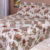 Chinawholesale comfortable down mircrofiber fabric printed quilts bedding sets quilts made in pujiang