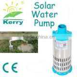High-Speed Brushless DC Motor Submersible Deep Well Solar water Pumps