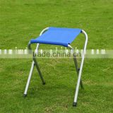 Stool Chair Small Portable Outdoor Folding Foot Step Metal Folding Stool