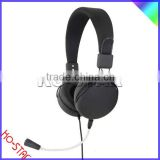 New Comcept Detachable Microphone Headset MultiMedia Headphones for PC and Gaming