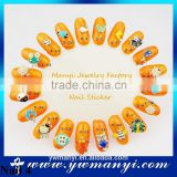 2016 colorful nail art alloy jewelry 3D nail art decoration new design nail jewelry L0004