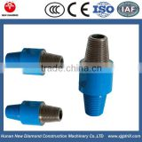 "Factory prices API 2 3/8"" Reg pin-pin drill rods sub/Down the hole drilling/Surface drilling"