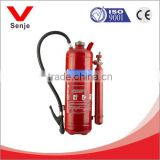 10kg abc dry chemical powder fire extinguisher with external gas cartridge
