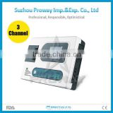 ECG-A8803A CE Approved 3 Channel 12 Leads Portable ECG Machine with Built-in Thermal Printer
