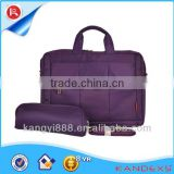 OEM lightweight fashional multifunctional laptop handbag for lady online laptop bag manufacture for business