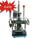 new product mini manual hot foil stamping machine 170-1 for notebook,paper machines for sale