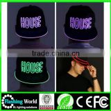 factory wholesale great varieties party club baseball led cap