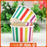 Custom design ice cream cup frozen yogurt cup paper                                                                         Quality Choice