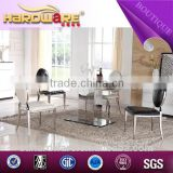 modern metal stainless steel cheap dining room chairs made in china                                                                         Quality Choice